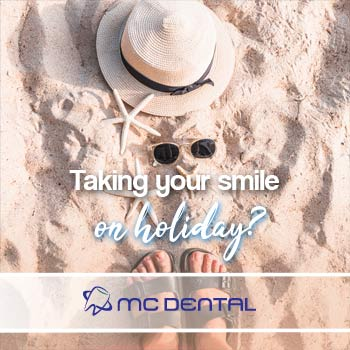 Book a health and dental check before your holiday