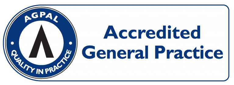 AGPAL - General Practice Accredited Symbol - PNG