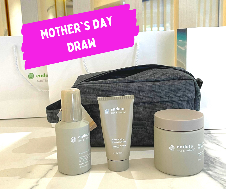 Win an Endota Spa pack this Mother's Day