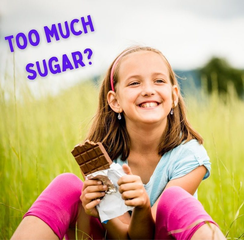 Does your child have a sweet tooth?